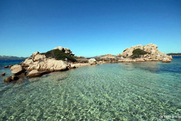Caprera-island