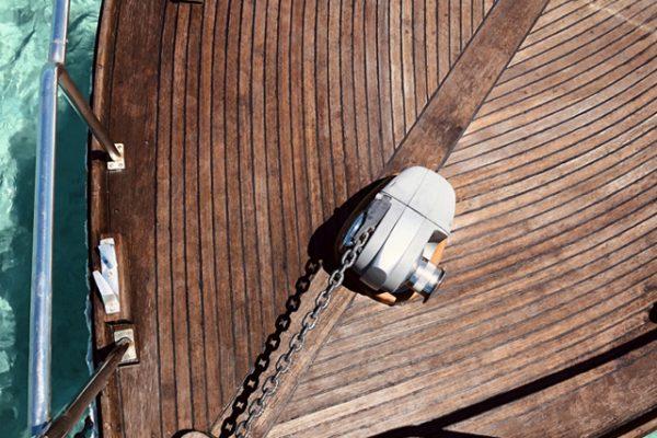 La Maddalena gite in barca